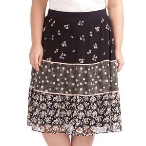 Love & Legend Floral Skirt Size 20